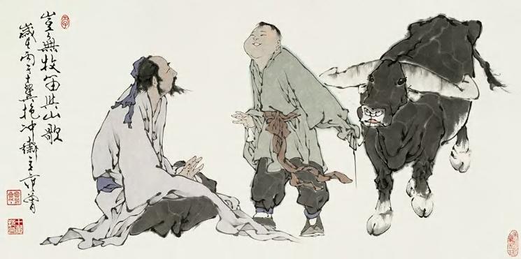 美术馆50年捐赠作品展之一——邓拓、范增的捐赠 - 嘎子 - 嘎子