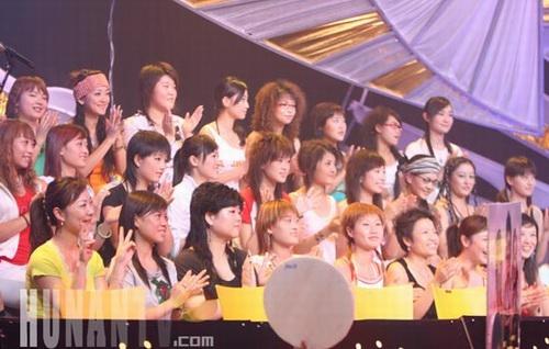 2005超级女声50进20_2005超级女声经典回顾