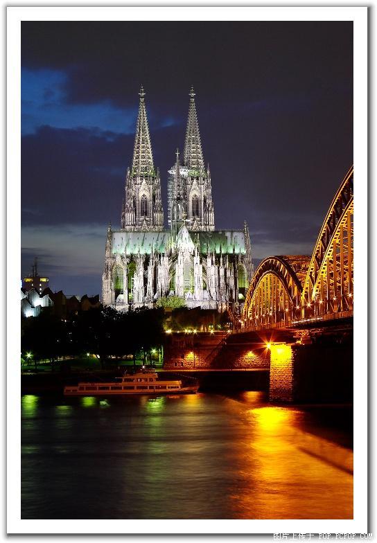 世界风光~城市夜景 - 亮麗 - 亮麗的博客