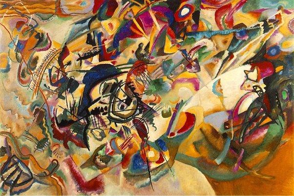 美国现实主义_西方艺术流派(6):立体主义 野兽主义 表现主义 超现实主义 达 ...